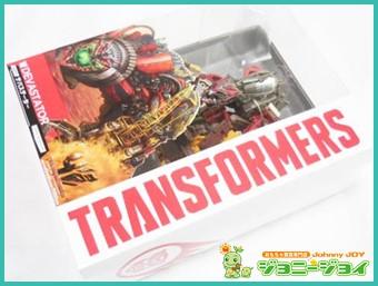 トランスフォーマー ムービー AD13 デバステーター買取!