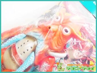 イカファイア,仮面ライダーV3,東映レトロソフビコレクション,メディコムトイ,買取,売る,