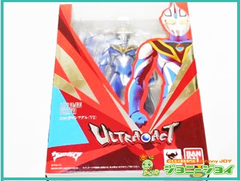 ウルトラマンアグル,V2,ウルトラマンガイア,ウルトラアクト,ULTRA-ACT,買取,売る,